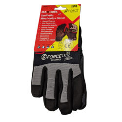 Safety Gloves Synthetic G-force Maxisafe Mechanics Gloves