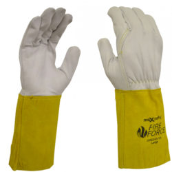 Safety Gloves Fireforce Extended Cuff Rigger XLarge Gloves GRE243-11
