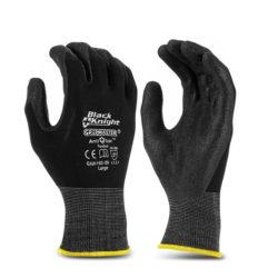 Safety Gloves Gripmaster Maxisafe Black Knight Gloves
