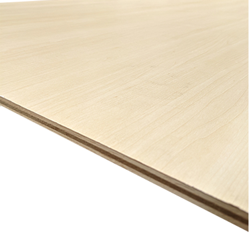 Plywood 12mm Decorative Ply 2440 x 1220 x 12mm Classic Blonde