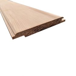 Cedar Shiplap / V-Joint 130 x 18mm Western Red Cedar