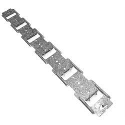 Kleva Klip 90mm Merbau Galvanised Clip