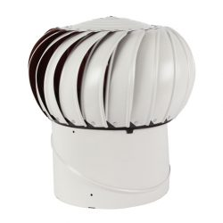 Roof Vent 300mm Surfmist Ampelite
