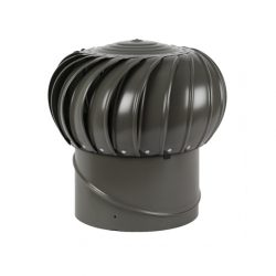 Roof Vent 300mm Woodland Grey Ampelite