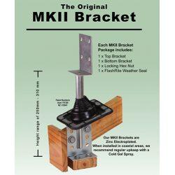 Roof Extenda MK2 Bracket MKll