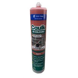 Caulk in Colour Earth 450g HB Fuller