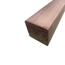 Iron Bark Post 90 X 90 F27 Hardwood Solid Timber