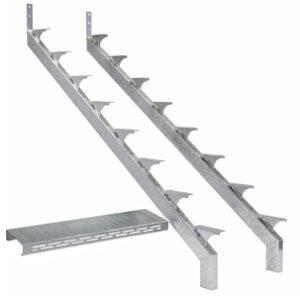 Steel Stringers