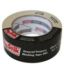 Masking Tape General Purpose  48mm X 55m Hystik